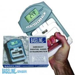 Baseline® Dynamometr sprężynowy, siłomierz - Cyfrowy – 90 kg