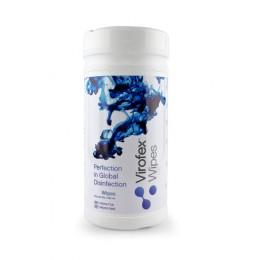 Chusteczki VIROFEX perfekcja globalnej dezynfekcji 100 sztuk