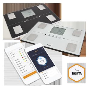 NOWOŚĆ!! TANITA BC-401 analizator składu ciała z Bluetooth