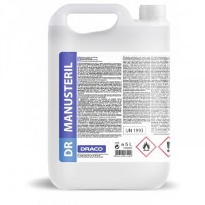 Dr Manusteril - alkoholowy płyn do dezynfekcji rąk i powierzchni 5 litrów