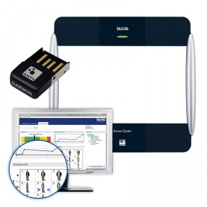 TANITA BC-1000 BK + ANT Stick + Program GMON Consumer [zestaw]
